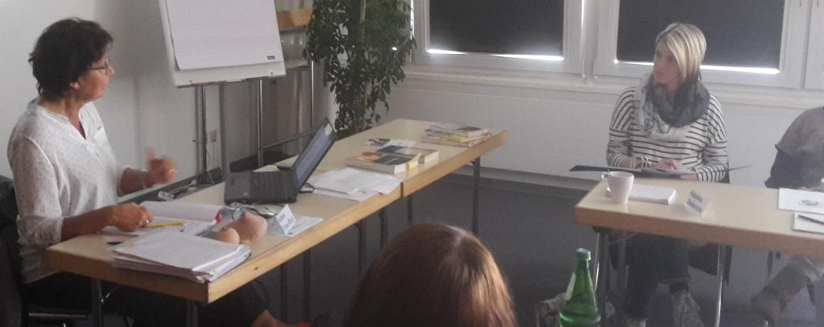 Willkommen im Fortbildungszentrum Bensberg